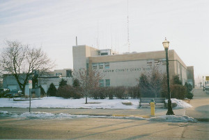 Mower County Courthouse